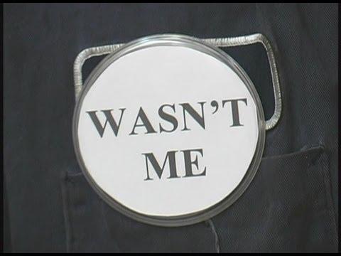 """Wasn't Me"" - Entertaining Behavior Based Safety V"