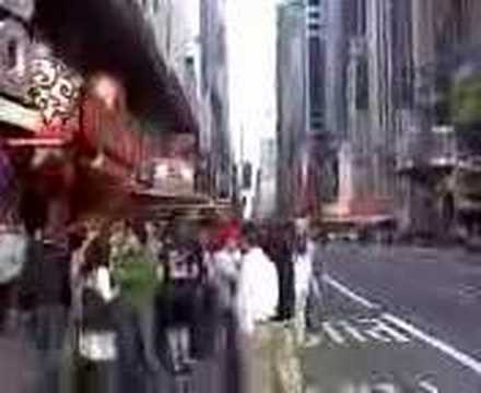 St. Paul Live in Times Square
