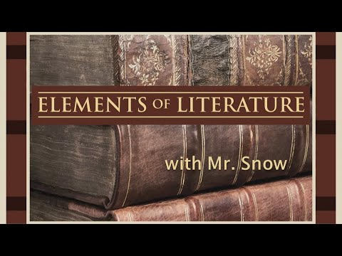 Grade 10 Elements of Literature