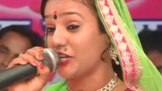 New Rajasthani Bhajan 2017 | Tu Moti Mori Ashapura Mata Ji | Lalita Panwar Live | Marudhar Videos