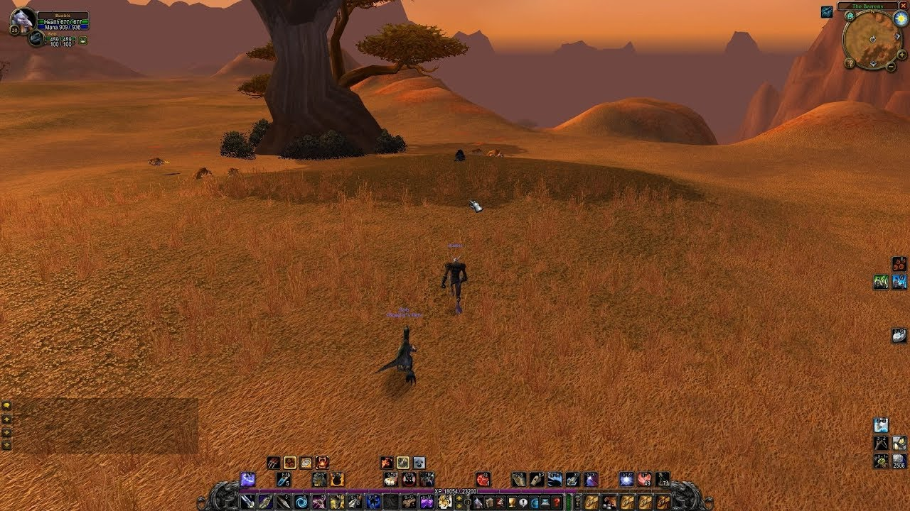 Download Humar the Pridelord (Rare Elite), The Barrens, WoW Classic