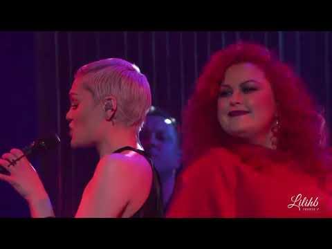 Jessie j and Ellen Reed - ain't nobody The Voice Australia 2016
