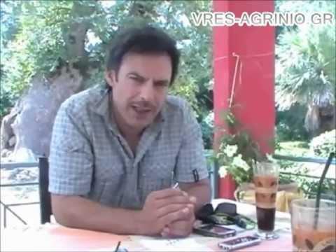 Ο Κώστας Κάππας μιλάει για ΤΟ ΤΑΒΛΙ και για τις κομμένες παραστάσεις στο Αγρίνιο