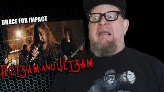 FLOTSAM and JETSAM - Brace for Impact (First Reaction)