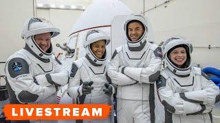 WATCH: SpaceX Inspiration4 Crew Splashdown - Livestream