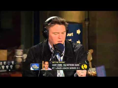 The Artie Lange Show - Casey Stern (phone)