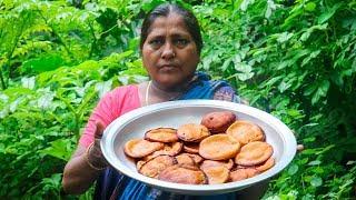 Traditional Pitha/Cake: Bengali Pakan Pitha Making Recipe by Village Food Life