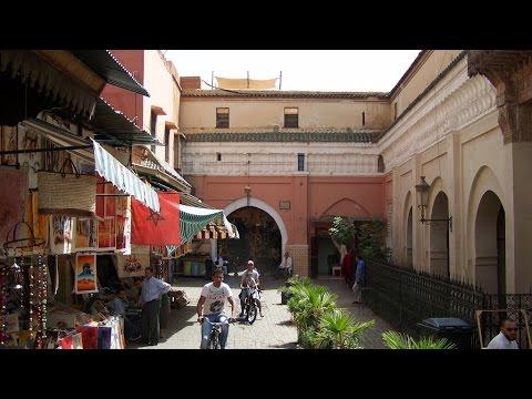 Marrakech Quartier Mouassine - إذاعة مراكش ـ برنامج الحومة القديمة - حومة المواسين - الجزء1