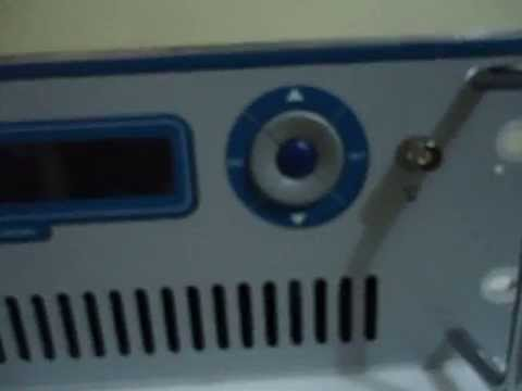 Elettronika mizar 300 fm transmitter youtube for Mizar youtube