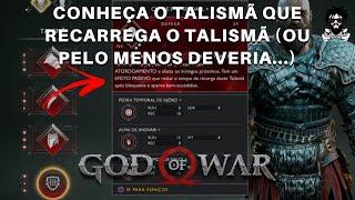 Era para ser um ótimo talismã no New Game + de God of War, mas... thumbnail