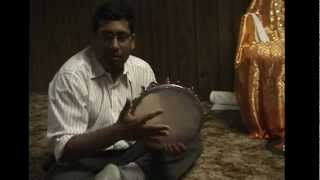 Tamborine for Sai Bhajans