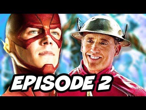The Flash Season 3 Episode 2 - Doctor...