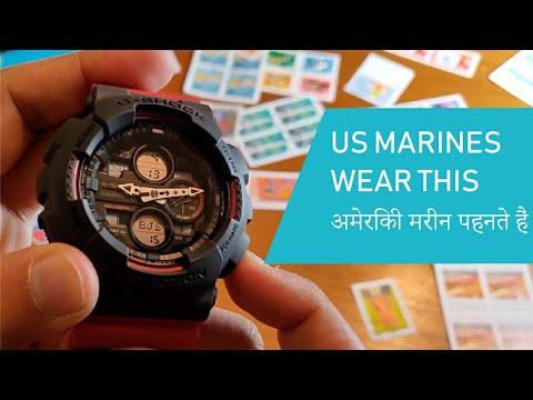 Casio G-Shock 5612 Review In Hindi | Casio GShock Watch Price In India | Casio India