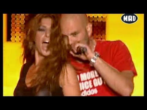 Stavento & Έλενα Παπαρίζου - Μέσα Σου (Mad Video Music Awards 2008)