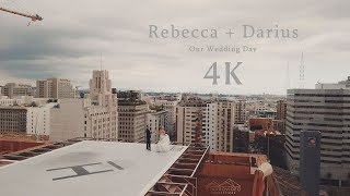 Rebecca + Darius Wedding 4K Highlights at Millennium Biltmore LA