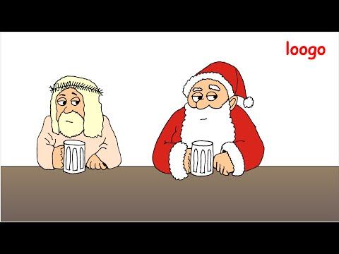 Das ist ein Weihnachten! ......
