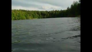 Paddeln auf dem Kellersee und dem Eutiner See