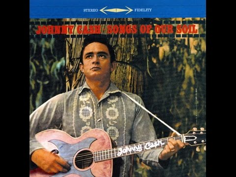 Johnny Cash - Five Feet High and Rising lyrics