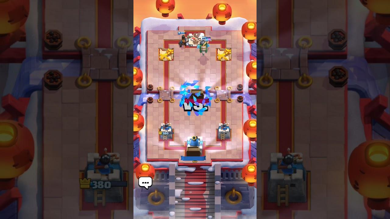 Subiendo a combatientes 3 // Clash Royale