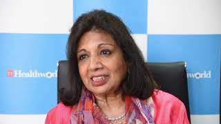 Kiran Mazumdar-Shaw shares her thought on success