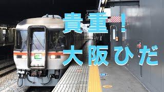 【1日1往復!】唯一大阪までやってくるキハ85系特急ひだ25号を京都駅で撮る!