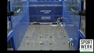 Squash Bundesliga: Sportwerk 1 vs Sportwerk 2
