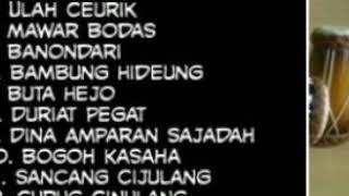 Lagu Sunda Campuran Enakeun Part 1