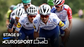 Tour de France 2020 - Stage 9 Highlights | Cycling | Eurosport