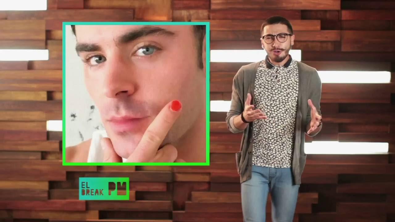 El Break PM - ¡Hombres se pintan las uñas! - YouTube