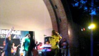 "Tye Tribbett @ NYC 8/18/2010 ""Our God Reigns"""