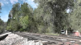 Ghost Train Leaving Chama