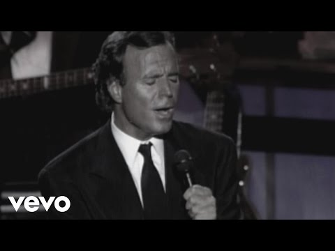 Julio Iglesias - La Paloma (from Starry Night Concert)