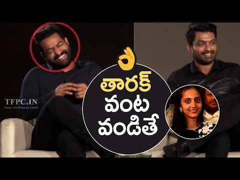 Jr NTR Cooking Talent Revealed By Kalyan Ram | Jr NTR and Kalyan Ram Making Super Fun | TFPC