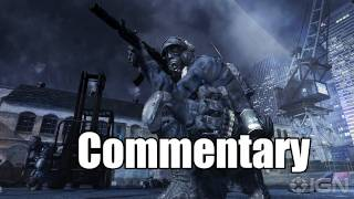 Modern Warfare 3 - PC Multiplayer Commentary