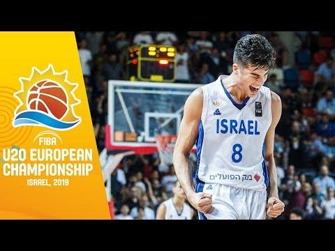 Best Plays of MVP Deni Avdija | FIBA U20 European Championship 2019