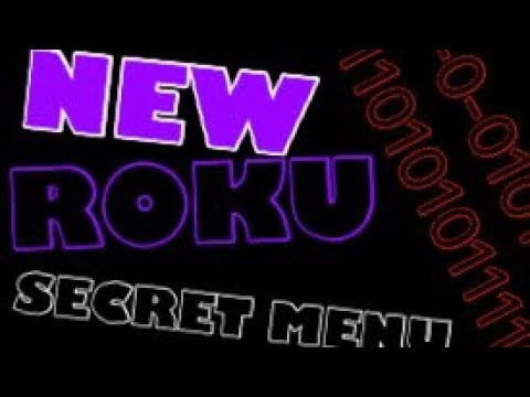 GET THIS ROKU SECRET MENU ON ANY ROKU DEVICE,ROKU TV,ROKU TV ETC