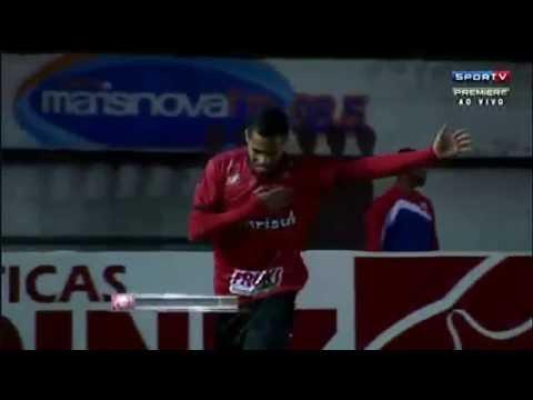 Gol de Felipe Garcia - Brasil de Pelotas 2 x 1 Bahia - Brasileirão 2016