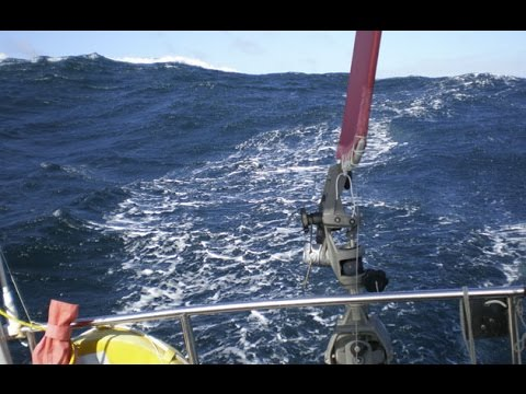 40 knots in Biscay