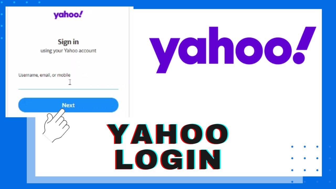 Yahoo Mail Login Yahoo Com Sign In Yahoo Account Login 2020 Desktop Login Youtube