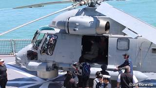HMNZS Wellington - Tuia 250 Open Day Auckland  New Zealand  2019