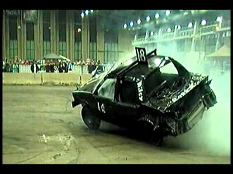 Demolition Derby Tulsa Expo Center 2016