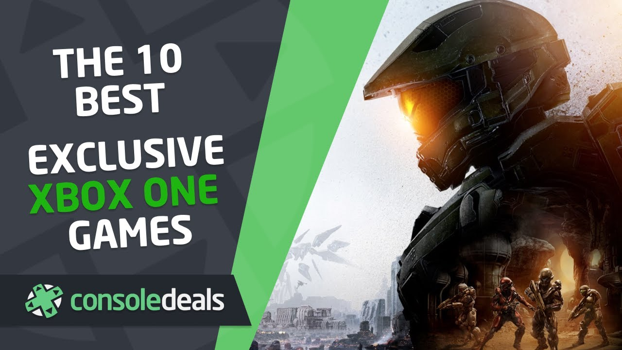 10 Best Xbox One Exclusive Games Console Deals Console Deals