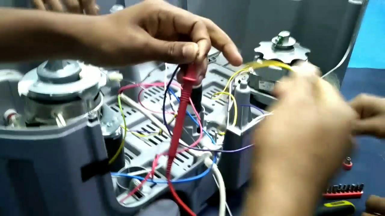 washing machine wiring [ 1280 x 720 Pixel ]