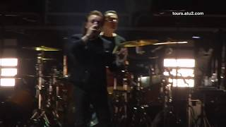 U2 - Red Flag Day - San Jose, May 8, 2018 (www.atu2.com)