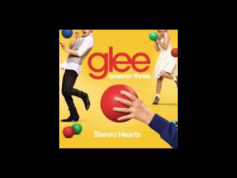 Stereo Hearts - Glee Cast [3x13 Heart] Full HD