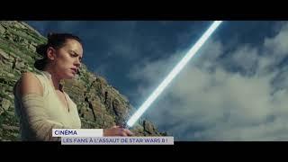Star Wars 8 : la saga séduit à Saint-Quentin-en-Yvelines