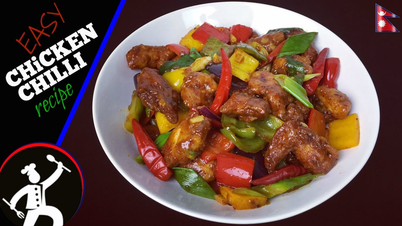 Chicken chilli recipe authentic and easy yummy food world 77 chicken chilli recipe authentic and easy yummy food world 77 forumfinder Image collections