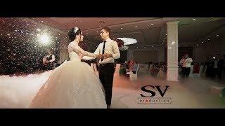 Свадебный клип Расим и Алие 19 05 2017 SDE