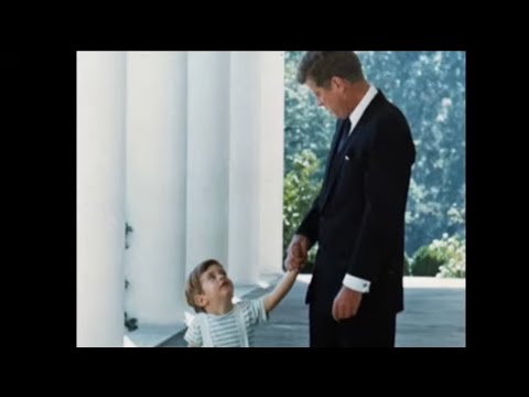 John and John Jr Kennedy||Forever Young