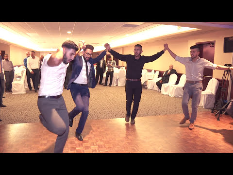 Masters Of Dabke 3- دبكة لبنانية في كندا